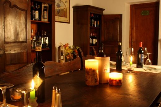 Tenuta's Restaurant - Dining rooms