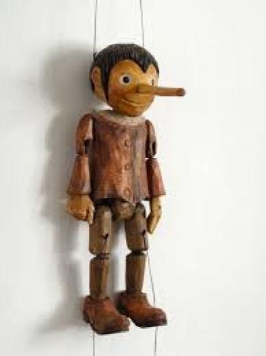 Pinocchio, a puppet between Collodi and Florence