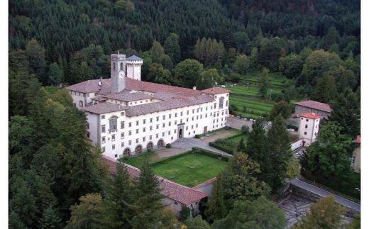 Reggello - The Abbey of Vallombrosa