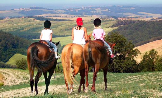 Riding School Tenuta il Burchio, and much more activities...